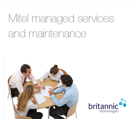 Mitel Maintenance Brochure