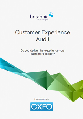 Customer Experience Audit