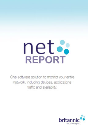netREPORT Brochure