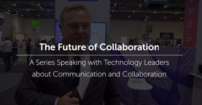 Digital Transformation and the Future of Collaboration - Jonathan Sharp Interview
